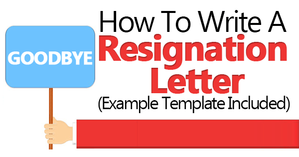 professional resignation letter example mejobless com